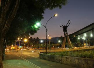 Parque del Artista - Itagüí Hoy