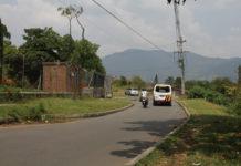 Pavimentación vía Chorritos