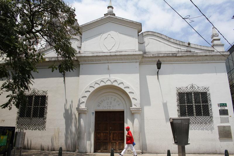 Auditorio Biblioteca - Itagüí Hoy