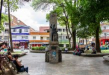 Parque Obrero: de símbolo de los trabajadores a icono cultural - Itagüí Hoy