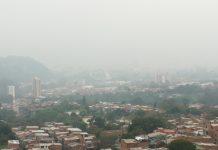 Declaran nuevamente estado de alerta ambiental