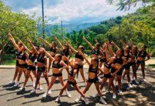 Porristas de Itagüí buscan recursos para viajar a competir en México - Itagüí Hoy