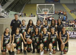 Basquetbolistas itagüiseñas, subcampeonas de Copa Nacional Promesas de Antioquia-Itagüí Hoy
