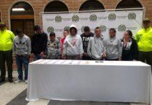"""Capturados en Itagüí 10 integrantes del grupo delincuencial """"La Unión"""" en Itagüí - Itagüí Hoy"""