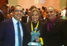 Itagüiseña ganó premio a Rectora Ilustre en los premios Compartir 2019 - Itagüï Hoy