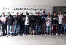 """Capturados 14 integrantes del grupo delincuencial """"La Unión"""" - ItagüíHoy"""