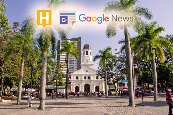 Itagüí Hoy, único medio local reconocido por Google como fuente de noticias - Itagüí Hoy
