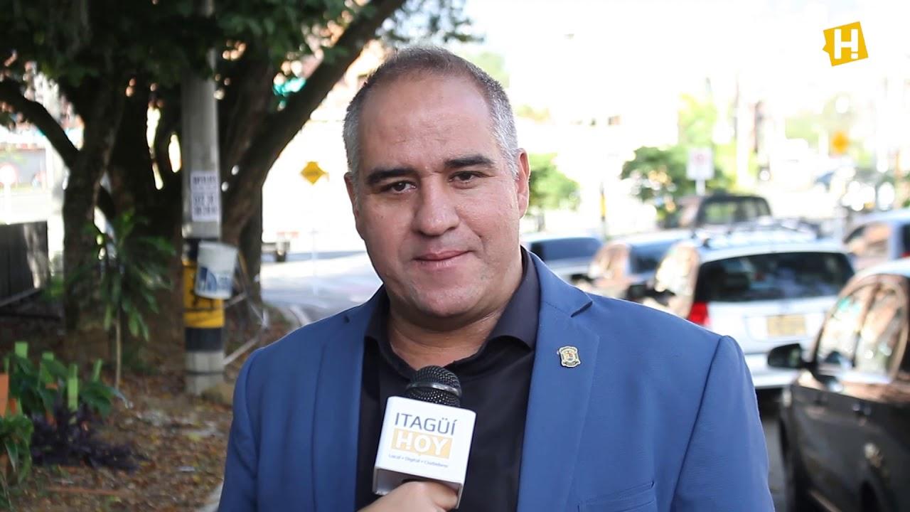 """""""Vamos a trabajar por Itagüí"""", Jorge Iván Restrepo - Itagüí Hoy"""