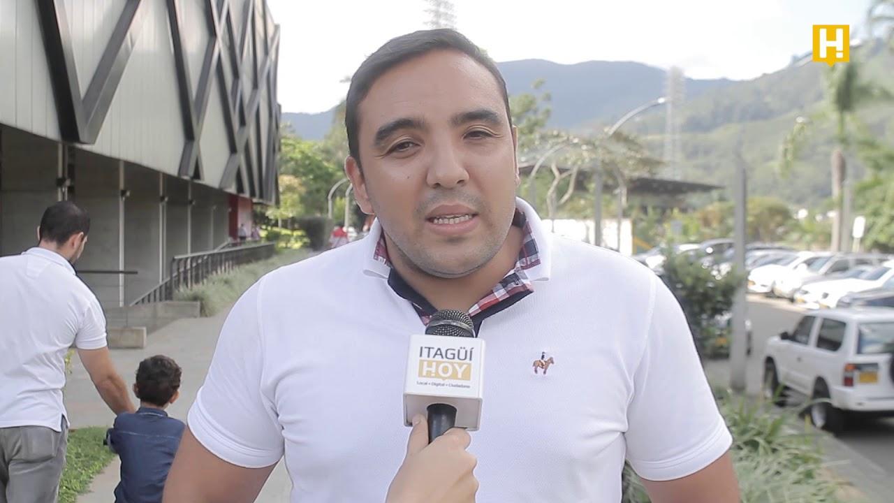 """""""Vamos a lograr que Itagüí siga avanzando"""", Julio César Restrepo - Itagüí Hoy"""