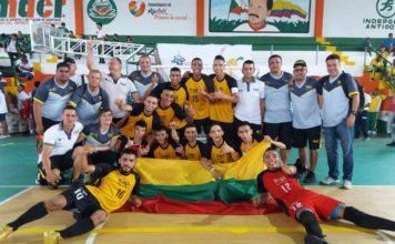 Equipo de fútbol sala de Itagüí, campeón en los Juegos Departamentales 2019 - Itagüí Hoy