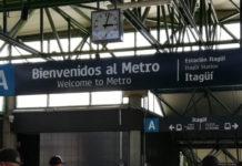 Estación de Metro Itagüí